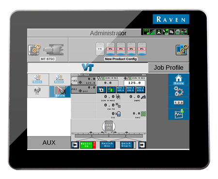 Application Controls - Raven Applied Technology on