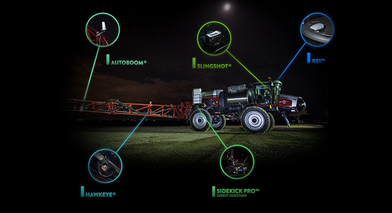 Precision Ag - Raven Applied Technology