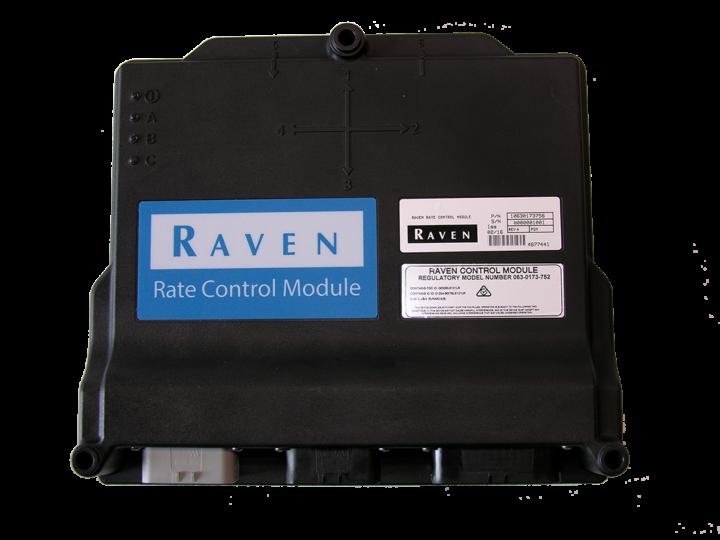 Raven Rate Control Module - Raven Applied Technology